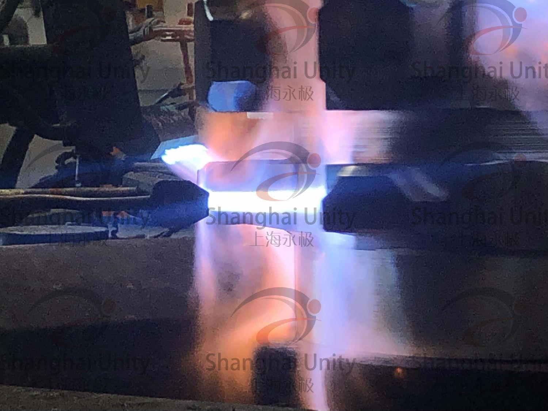 刮板机链轮淬火