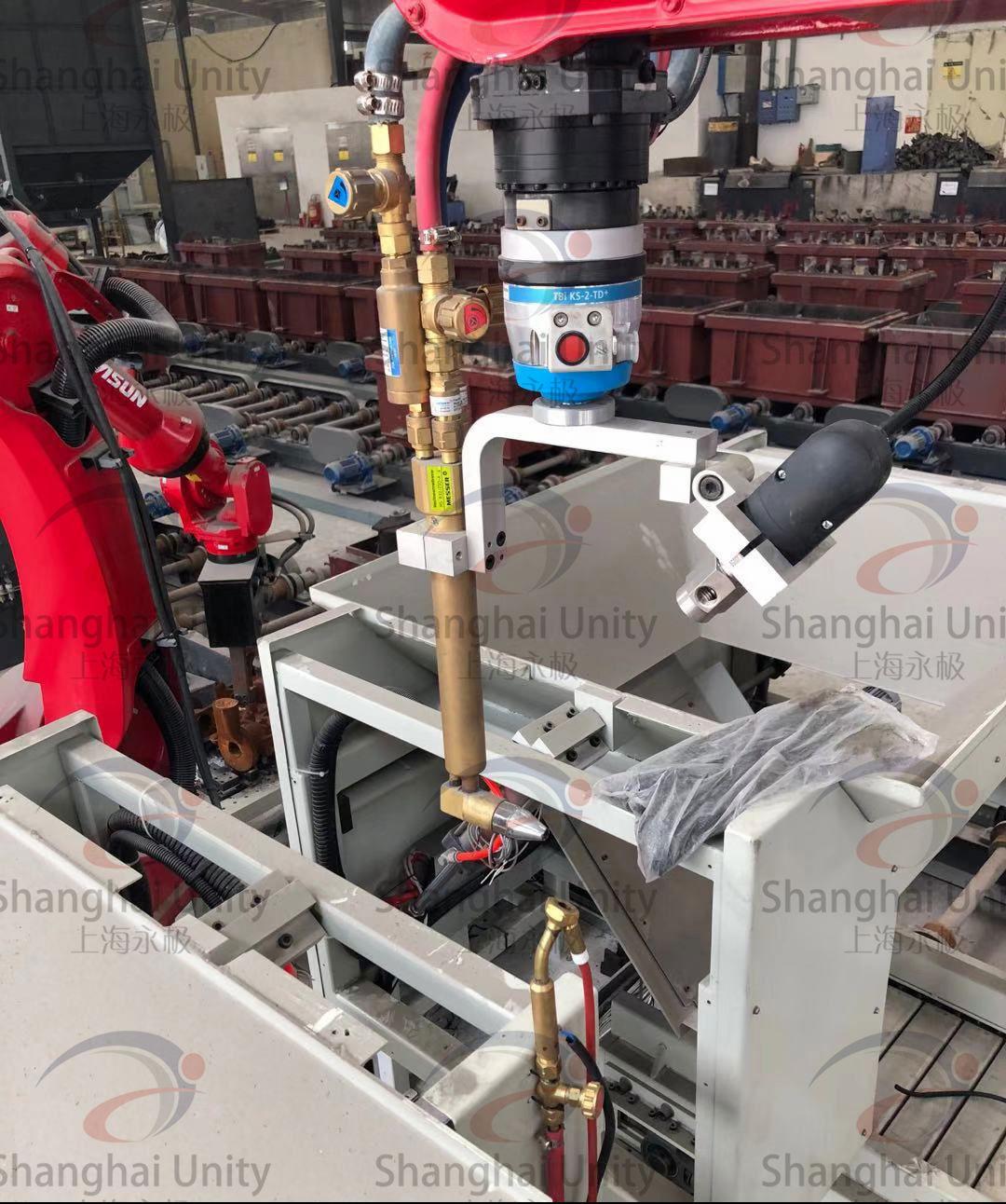 机器人自动切割应用介绍