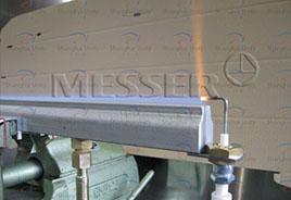 上海某特殊金属材料加工企业