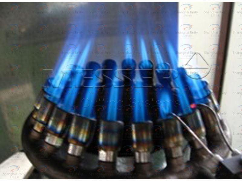梅塞尔环形火焰加热炬