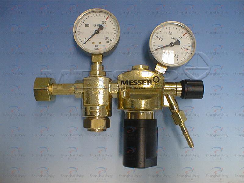 梅塞尔Constant2000双级双表减压器