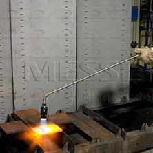 梅塞尔丙烷乙炔单头火焰加热炬F-PMYF AD