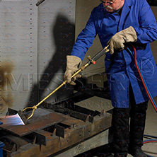 梅塞尔丙烷直排式火焰加热炬T-PMY