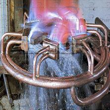 梅塞尔火焰硬化设备