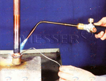 流水线火焰钎焊