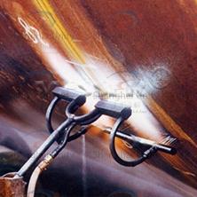焊缝应力消除